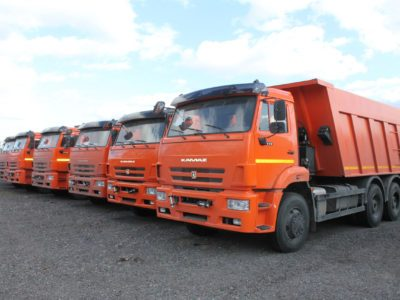 Выкуп грузовых авто в Сергиевом Посаде